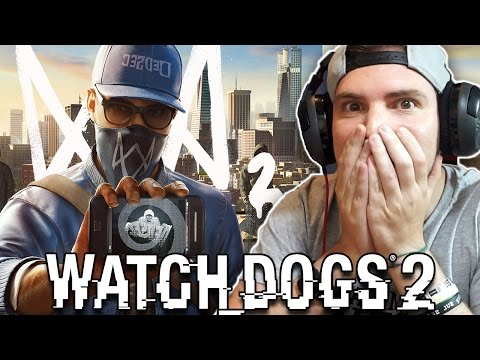 HO PROVATO WATCH DOGS 2!!! - Watch Dogs 2 GAMEPLAY ITA
