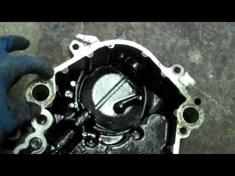 Ford F150 4.2 liter V6 timing cover gasket water pump how to tips and tricks