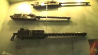 Оружие Вьетнамской войны. Музей войны в Сайгоне. Вьетнам.