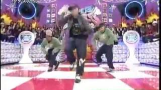 Daichi (三浦大知) dance to Chris Brown's