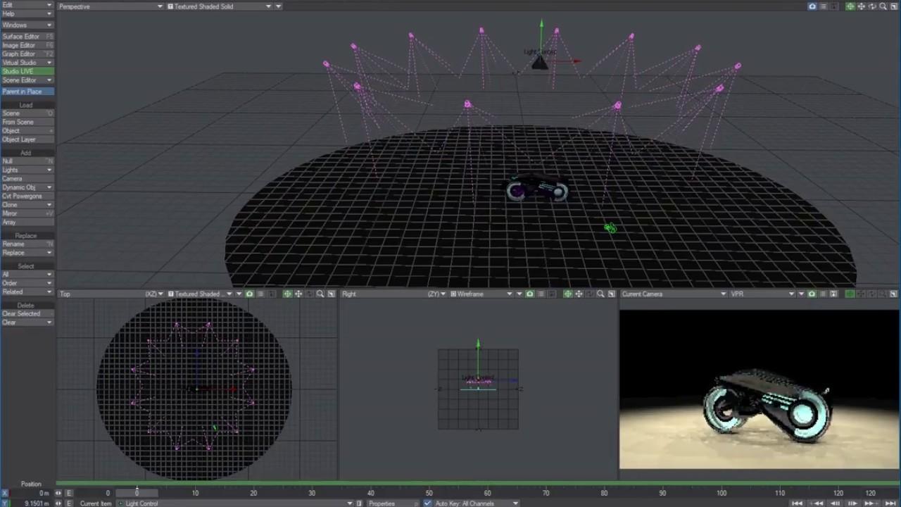 lightwave 3d luxigons tutorial youtube rh youtube com
