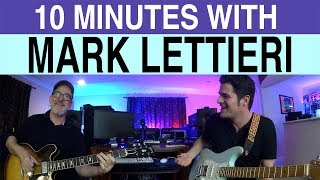 10 Minutes With Mark Lettieri | Tim Pierce | Guitar Lesson | Learn To Play | Funk