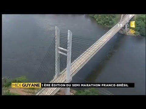 1ère édition du semi marathon France-Brésil