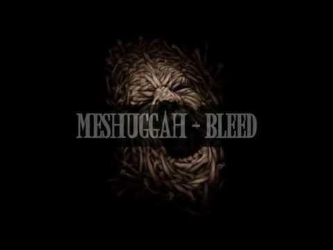 Meshuggah - Bleed (lyrics)