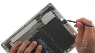 Mikrofon Ta'mirlash - iPad 2 O'rganib uchun Qanday Wifi