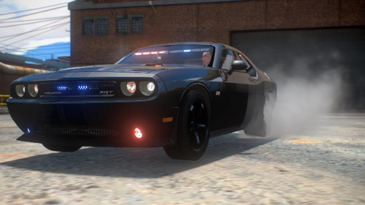 2015 Dodge Magnum >> Police Challenger SRT8 [GTA IV Car Mod] - YouTube
