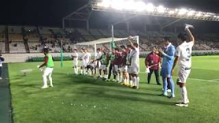 2017年9月20日(水) 第97回天皇杯全日本サッカー選手権大会 4回戦 19:0...
