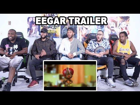 Telugu Movie Eega Official Trailer Reaction
