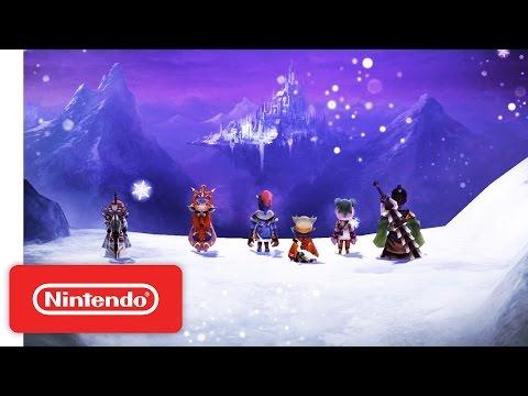 I Am Setsuna – Nintendo Switch Launch Trailer