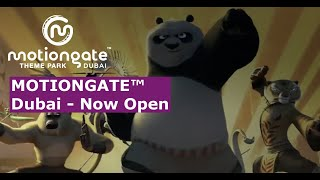 MOTIONGATE™ Dubai - NOW OPEN
