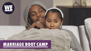 'Rules of Engagement' Deleted Scene | Marriage Boot Camp: Hip Hop Edition