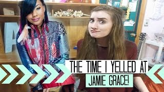The Time I Yelled at Jamie Grace | Anna Gold