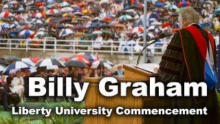Billy Graham Liberty University Commencement Speech
