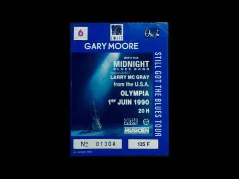 Gary Moore - 14. Stop Messin' Around - Olympia, Paris (1st June 1990)