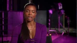 Good Deeds: Official On Set Interview Gabrielle Union [HD] | ScreenSlam
