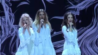 группа ФАБРИКА - «Звёзды Русского Радио» CROCUS CITY HALL