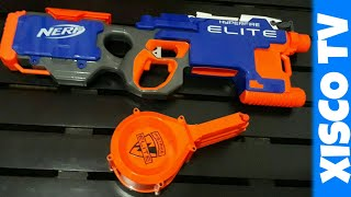 [REVIEW] UNBOXING Nerf Elite HyperFire