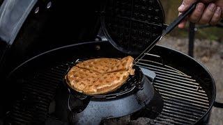 Weber Outdoor Küche Test : Folge115 weber´s drehspieß körbe im test [bbq grill und