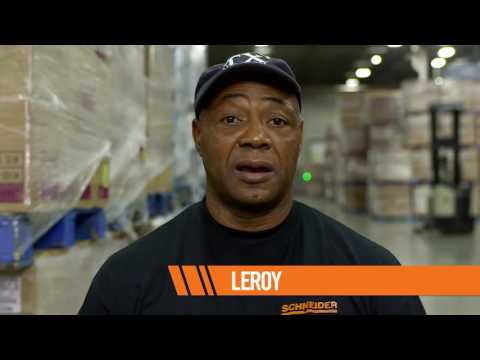 Schneider Warehouse Careers