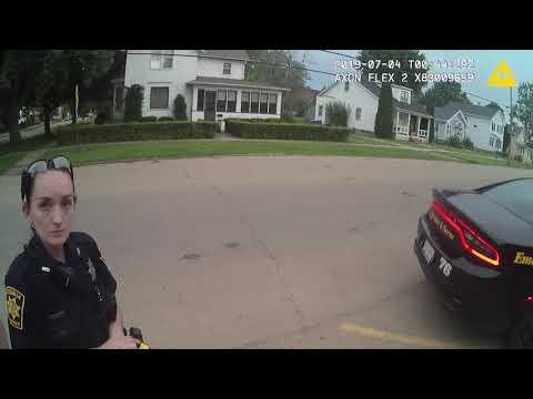 Mendota Police Department Body Camera (Sgt. Stewart POV)