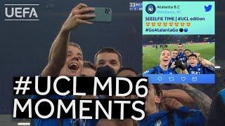 VALENCIA, ANSU FATI, ATALANTA: #UCL Matchday 6 Moments