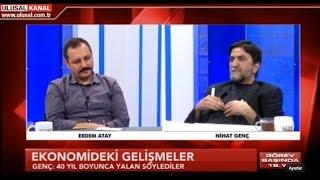 Veryansın- 15 Eylül 2018- Nihat Genç- Erdem Atay- Ulusal Kanal
