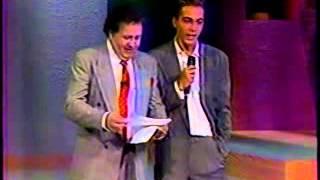 Cristian Castro con Paco Stanley