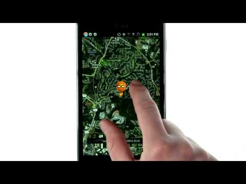 snapp! - sensewhere's indoor location app for Android