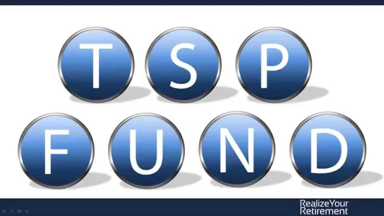TSP Funds ~ Rethinking Your Thrift Savings Plan Goals