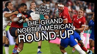 The Grand North American Round Up England v USA Italy v Canada The Squidge Report