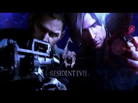 Resident Evil 6   Soundtrack Mutated Derek Simmons II Extended