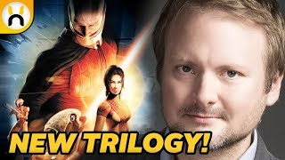 Rian Johnson Creating ALL-NEW Star Wars Trilogy
