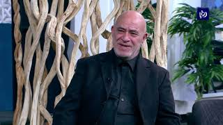 غسان المشيني يستذكر أبو عواد (8-3-2019)