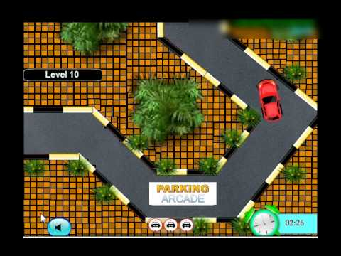 Play best bus 3d parking game online youtube.