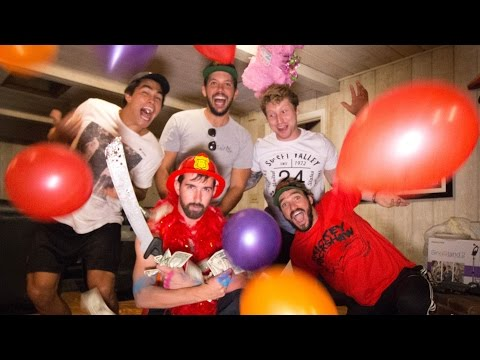 INSANE SURPRISE PARTY! w/ Scotty Sire & Toddy Smithy