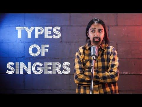 Types of Singers | MostlySane