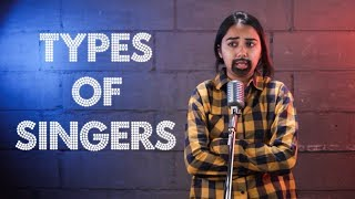 Types of Singers | MostlySane
