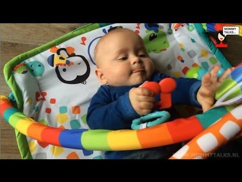 Fisher Price Baby's Jammen & Spelen Speelgym Review Door Mommytalks