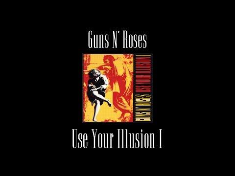 Guns N' Roses - November Rain (Original Backing Track)