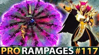Dota 2 PRO Rampages #117