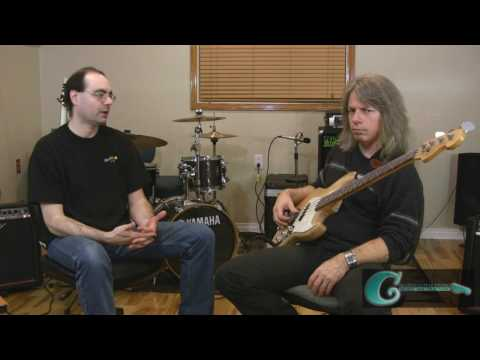 Bass Guitar Lesson: Part 2