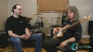 Bass Guitar Lesson: Part 2