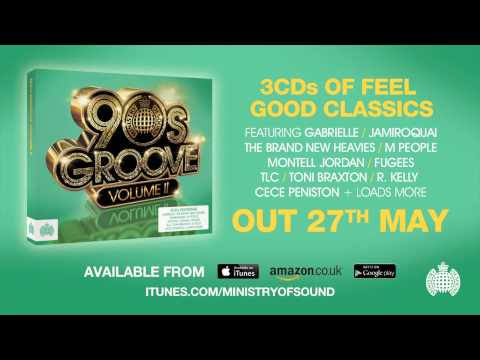 90s Groove 2 Minimix (Ministry of Sound UK) (Out Now)