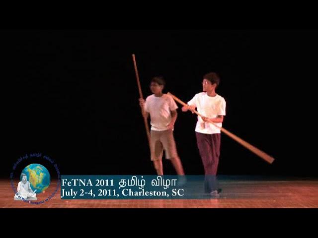 FeTNA 2011 Programs Silambam