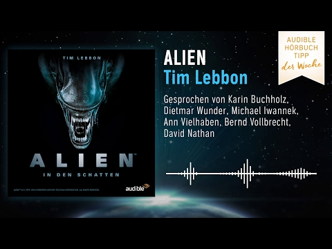 ALIEN - In den Schatten 4 YouTube Hörbuch Trailer auf Deutsch