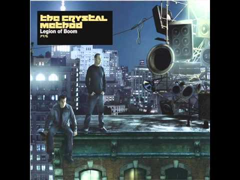 The Crystal Method - Bound too long