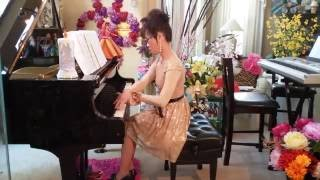 XO SO KIEN THIET( Piano cover in C-major): GOOD LUCK TO LOTO PLAYERS.