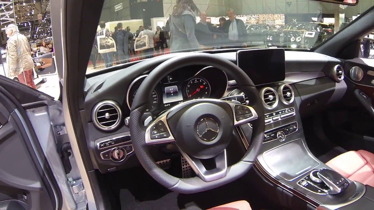 Mercedes C Class W205 Obd2 Diagnostic Port Location Youtube