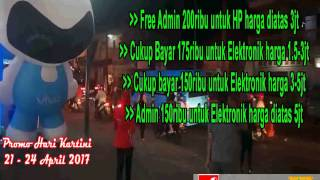 Download Video Promo Hari Kartini 21 - 24 April 2017 MP3 3GP MP4
