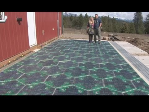Solar Roadways Smart Streets Of The Future Youtube